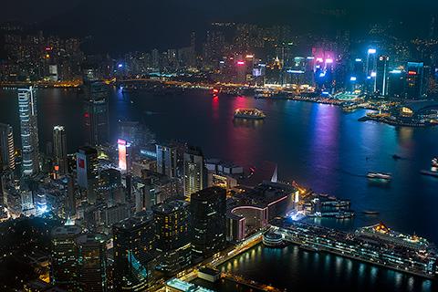 リッツカールトン香港